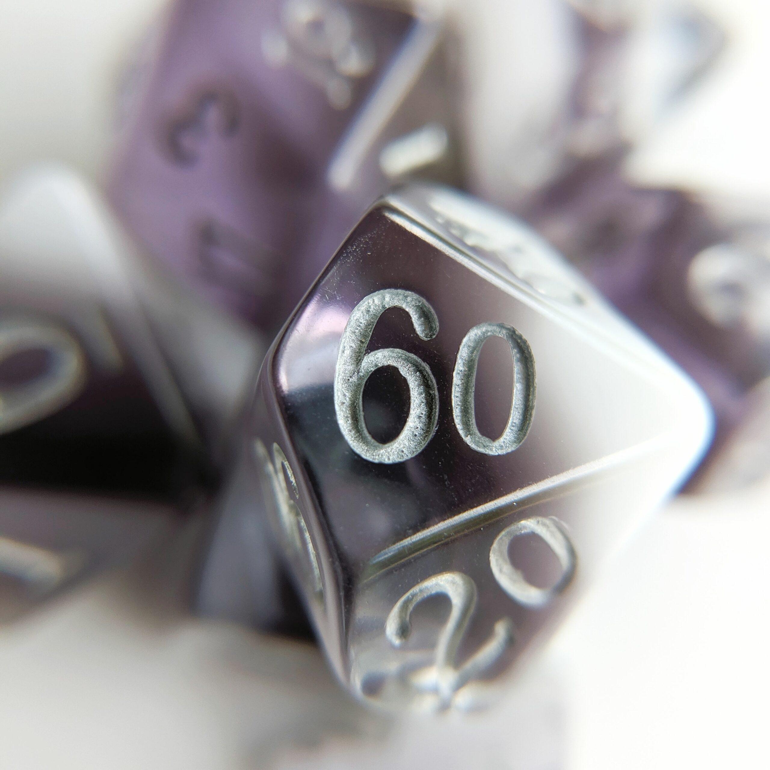 April diamond dice