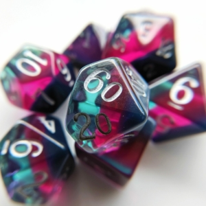 June Alexandrite Dice