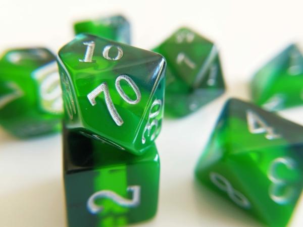 may emerald dice