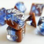 October opal dice