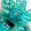 turquoise dice