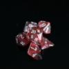Dark Red Topaz