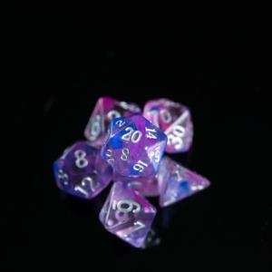 Pink Sapphire Hidden Nebula