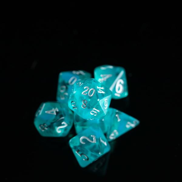 Turquoise Nebula