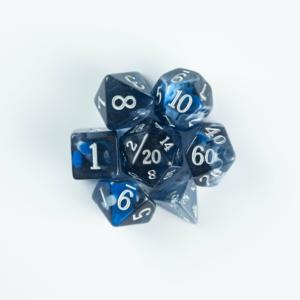 Dark Sapphire Hidden Nebula