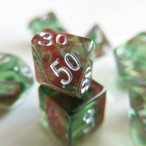 bloodstone dice