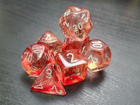 Nebula Red/Silver
