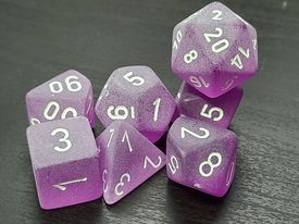 Frosted Purple