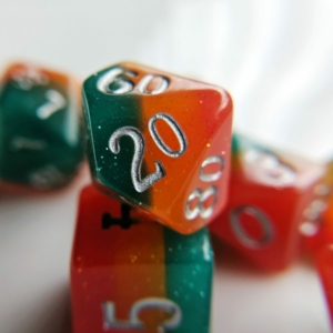 dangerous fire elemental dice