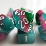 flower elemental dice