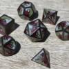 metal ember dice