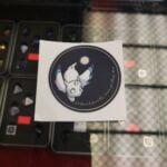 moonie sticker