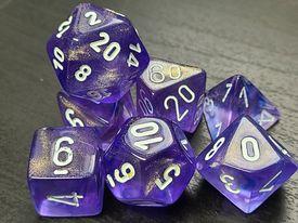 Borealis Purple/White