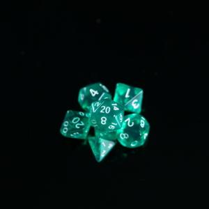 Mini Green Transparent