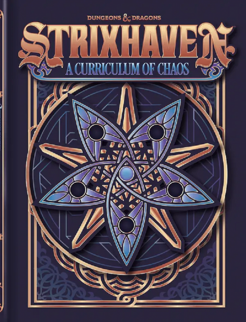 Strixhaven a Curriculum of Chaos Alt Cover